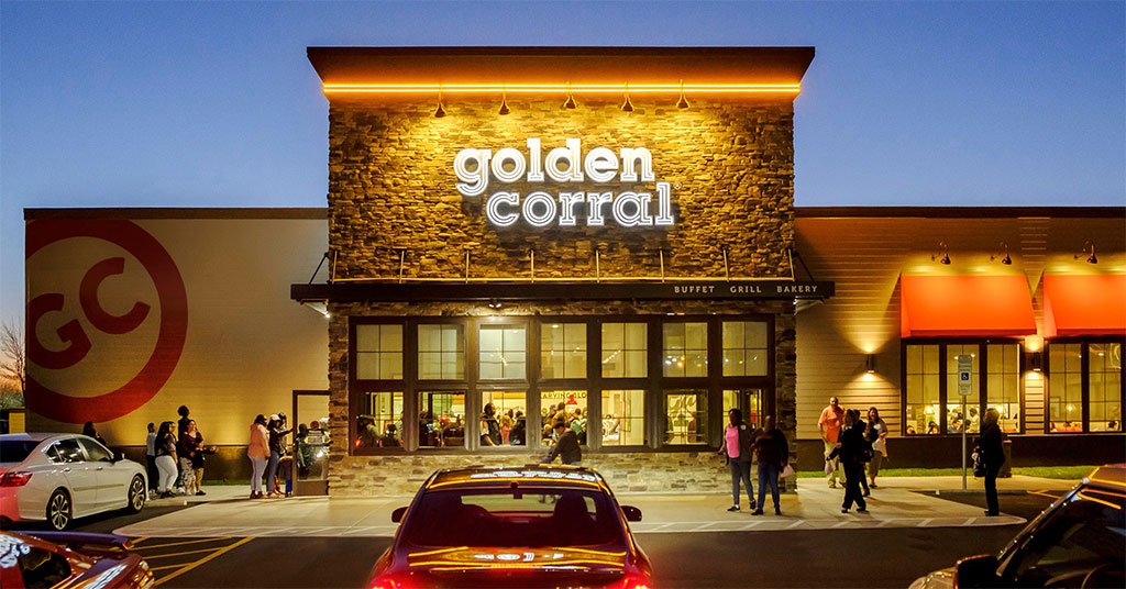 Golden Corral in New Hampshire, NH