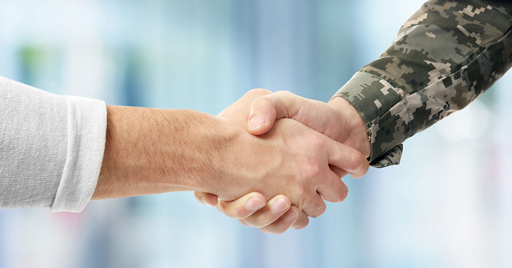 Military Training: Franchising is a natural transition for many veterans