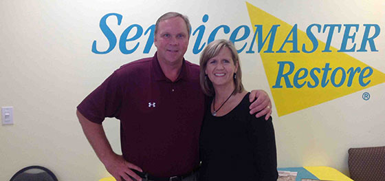 Against The Odds: ServiceMaster Franchisee Sets Records and Sails To Success