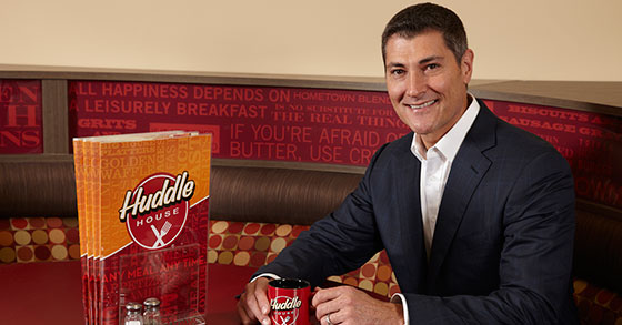 Any Meal, Any Time: Keeping Core Values Intact During a Brand Refresh