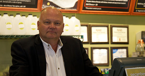 Franchise Development: Larry Lee grows his McAlister's Restaurants from Texas into New Mexico