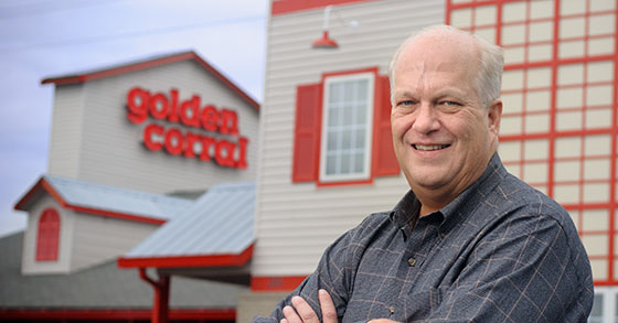 Winning Hearts: Keeping It Simple at Golden Corral