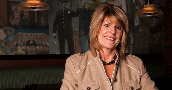 CMO Q&A: Diana Hovey, Corner Bakery Cafe, Part 1