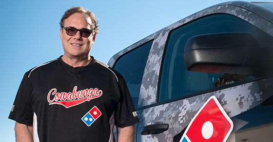 Largest Singly-Owned Domino's Franchisee in the U.S. On People And Success
