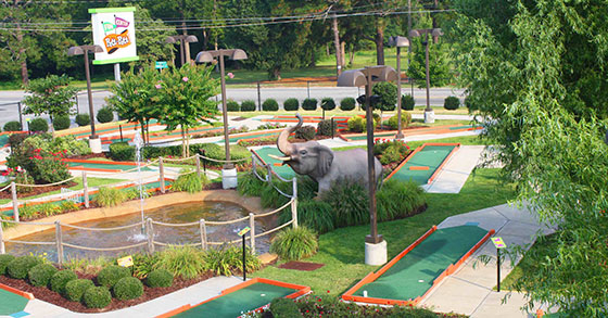 Putt-Putt: Revamping a 60-Year-Old Brand