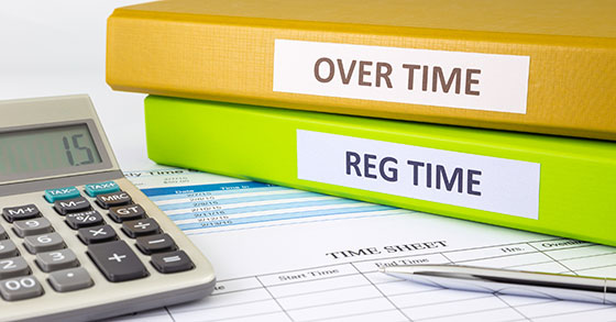 Report Says Overtime Rules Would Hurt Businesses