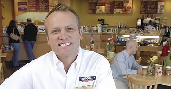 Franchisee has Brought Bruegger's Bagels To Raleigh-Durham