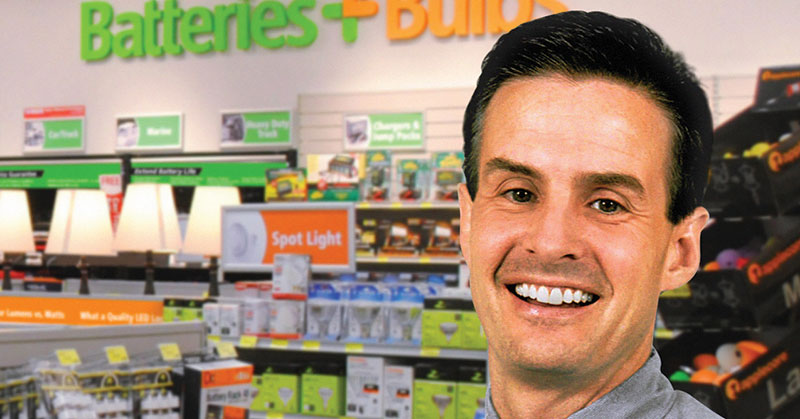 Batteries Plus Bulbs CEO Russ Reynolds Thinks Outside the Battery