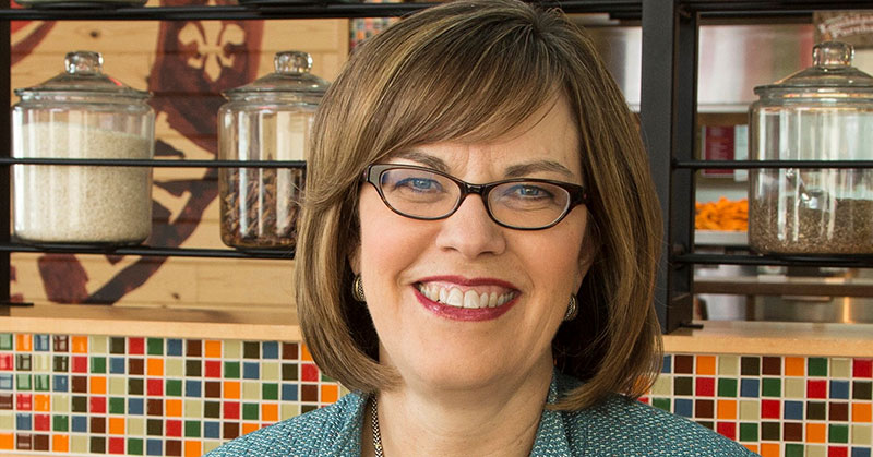 Building Momentum: Cheryl Bachelder, Popeyes CEO, wants to Build Better Leaders