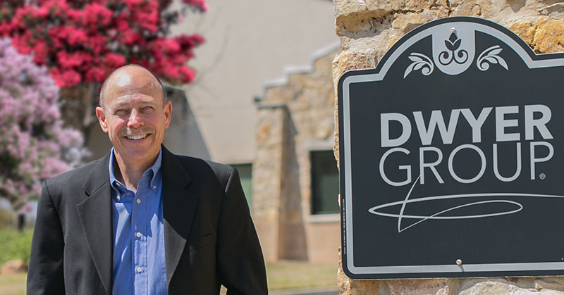 At Your Service!: Mike Bidwell leads The Dwyer Group Into the Future