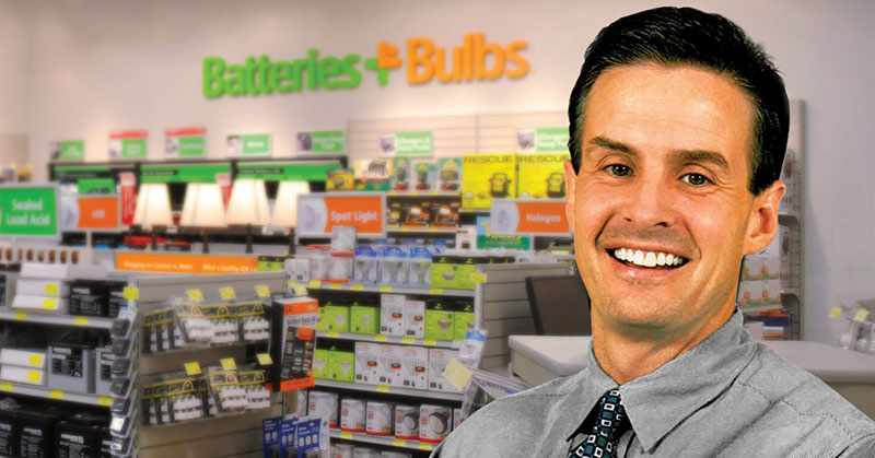 Power Up!: Batteries Plus Bulbs Chases $1 billion In Sales