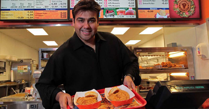 Driving Ambition: 38-Year-Old Operates 125 Popeyes in 4 States