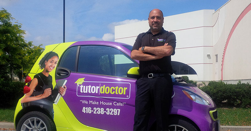 Journey to Success: For Tutor Doctor's CEO, Business is Very Personal