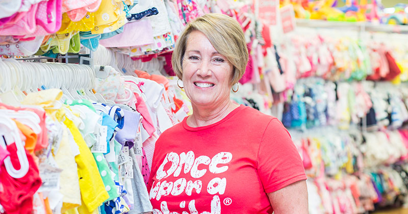 Brand Smitten: Dedicated Homemaker becomes Dominator Franchisee