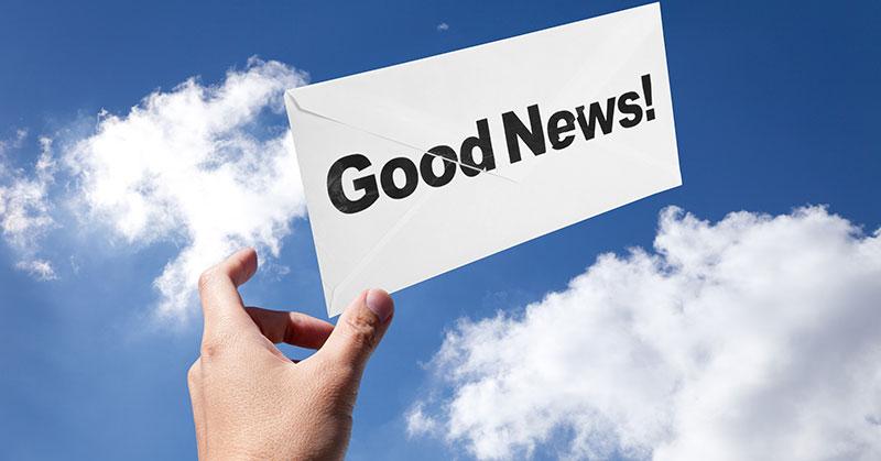 Good News Is Back! December 2015