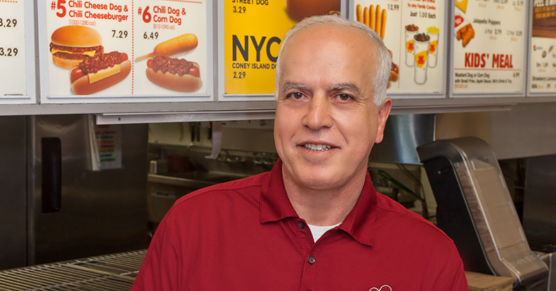 Top Dog: From Part-Time Janitor to Largest Franchisee