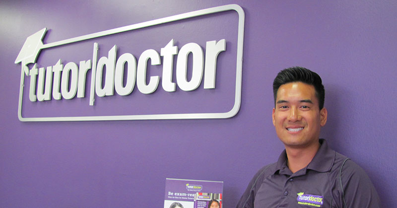Tutoring Ninja: Jon-Anthony Lui is Passionate About Making a Difference
