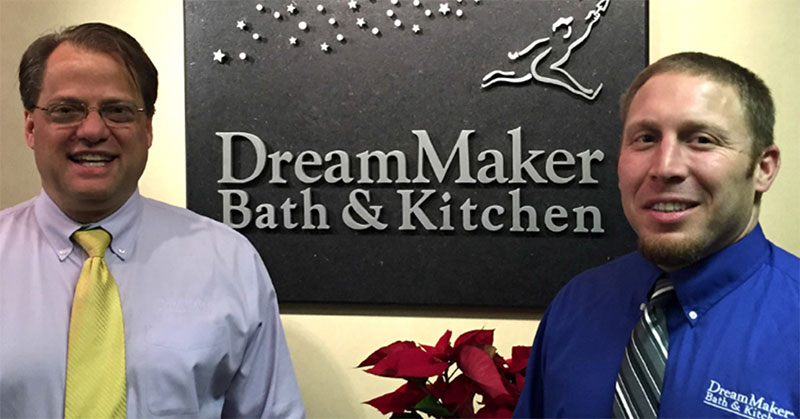 Two New Franchisees Sign On with DreamMaker Bath & Kitchen