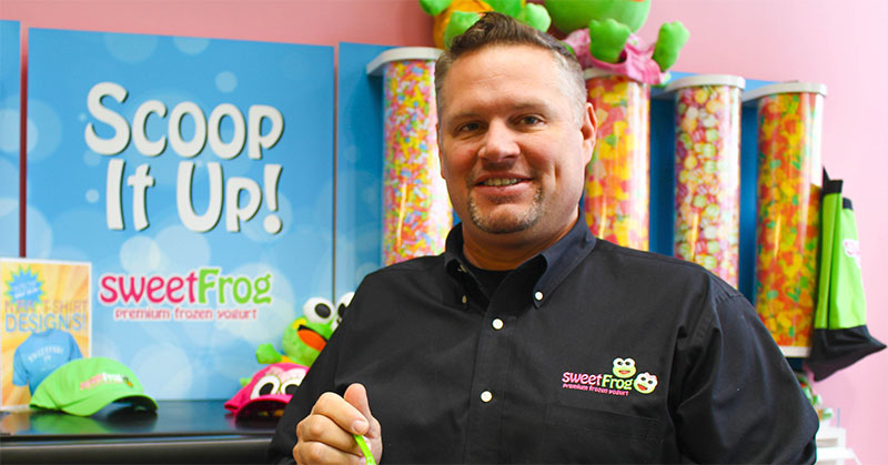 sweetFrog CMO Details 2016 Marketing, Growth Plans