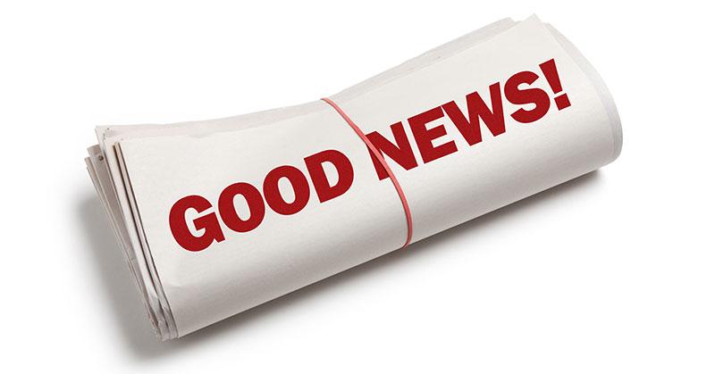 Good News - February 2016
