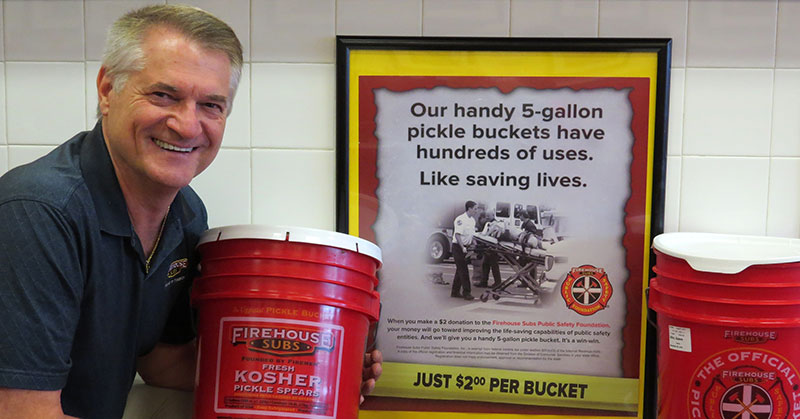 Area Rep Supreme: Mike Pietrzyk is Setting The Pace for Firehouse Subs
