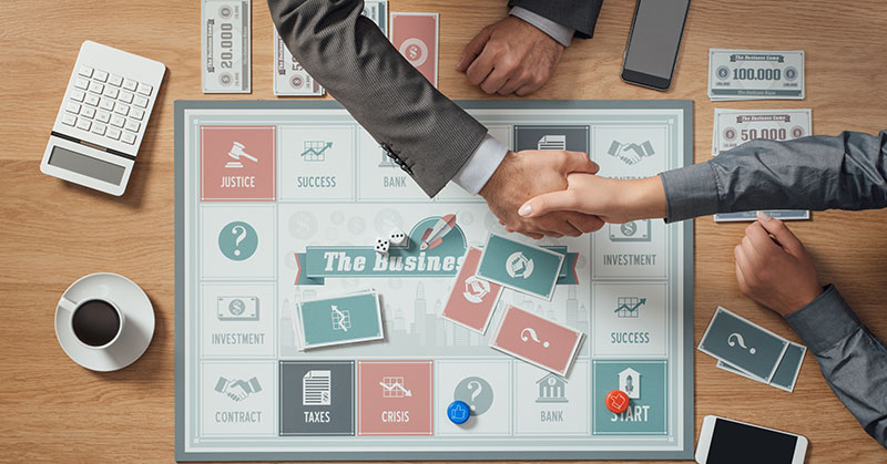 Getting in the Game: New Entrants must Pay More to Play