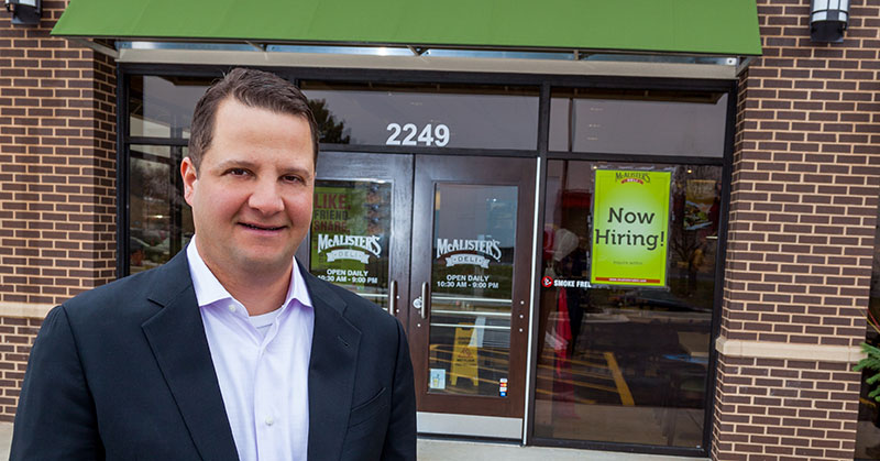 McAlister's Deli Mega Franchisee On Track To $100 Million in 2016 Revenue