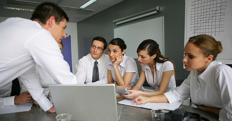 Challenge the Pros: Keys to Building a Great Sales and Development Team