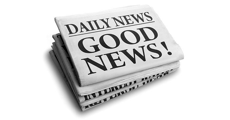 Good News! - May 2016
