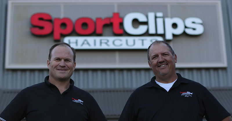 Sport Clips Franchise Partners Are