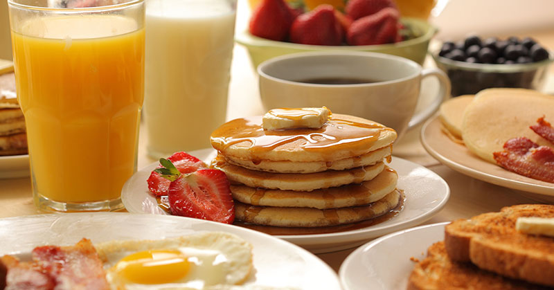 Breakfast Market To Heat Up In Next Few Years