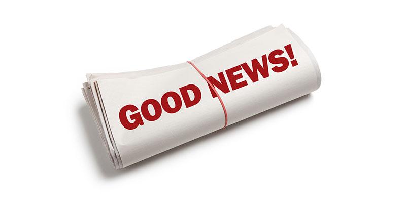 Good News! - June 2016