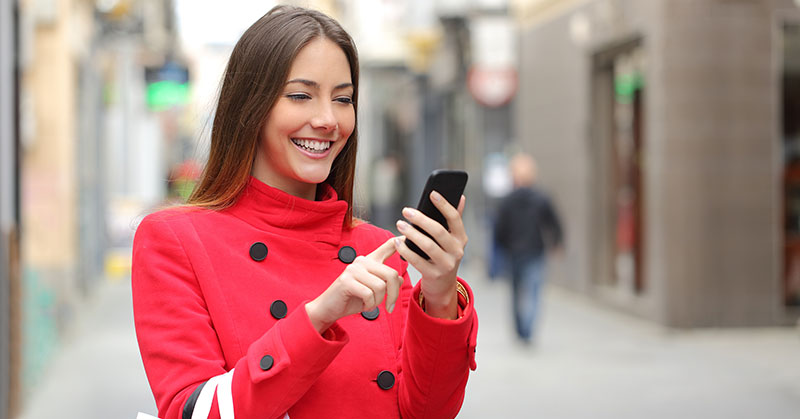 Using An SMS Loyalty Program