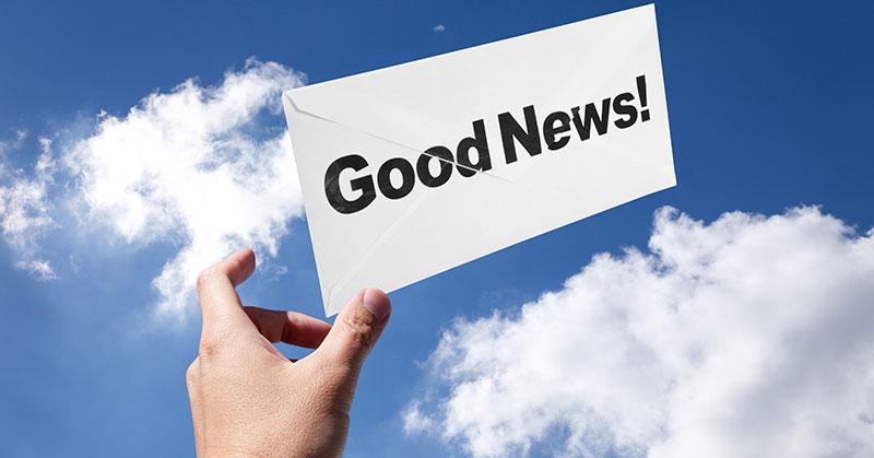Good News! - July 2016