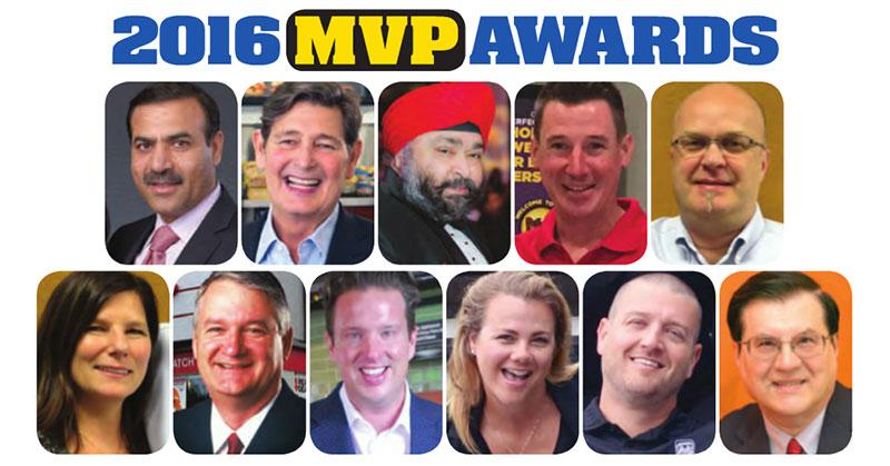 2016 MVP Winners: Honoring Outstanding Multi-Unit Franchisees