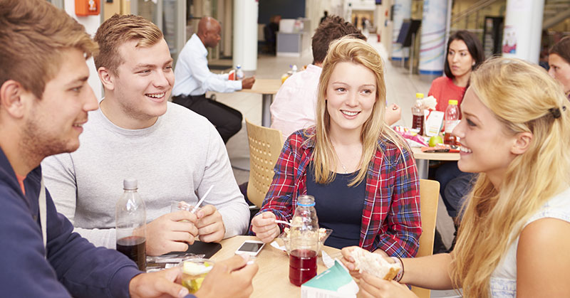 What College Students Expect From Quick-Service Restaurants