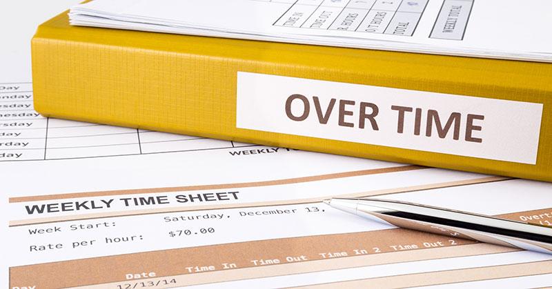 New Legislation Delays DOL Overtime Regulations