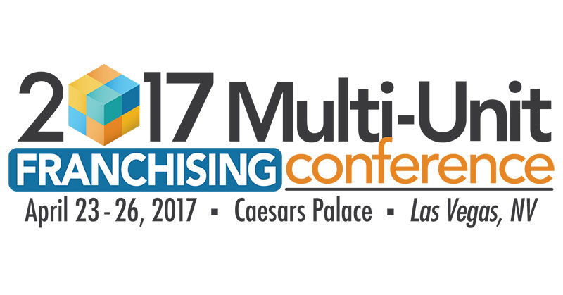 Multi-Unit Franchising Conference Booked Through 2021