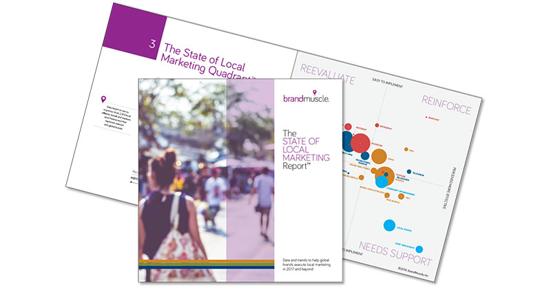 State of Local Marketing Report Provides Useful Tips for Franchise Marketers