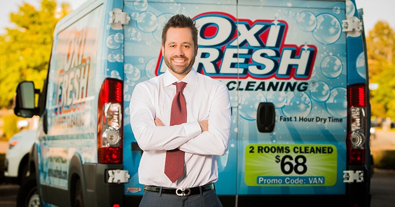 Cleaning Up for 10 Years: Oxi Fresh Grows Up and Gives Back