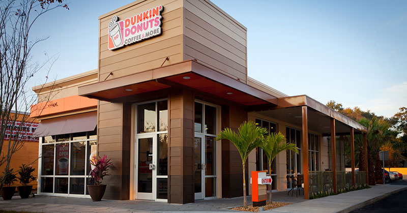 Texas Zees Loading Up on Dunkin' Units