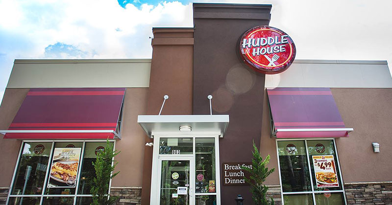 Incentive Program Entices 8 Huddle House Franchisees To Sign New Deals