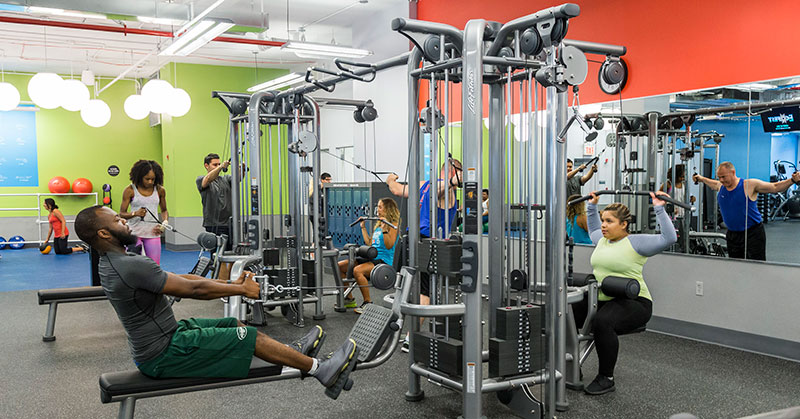 Franchise Focus: Blink Fitness