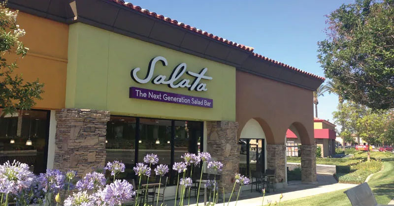 Multi-Brand Operator Adds Salata To Its Holdings