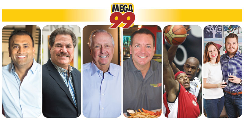 It's Mega Time!: Six Great Stories to Start the Year