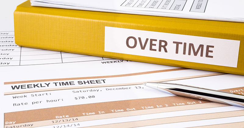 The Overtime Threshold