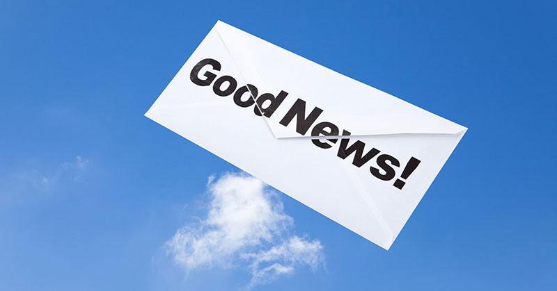 Good News! - February 2017