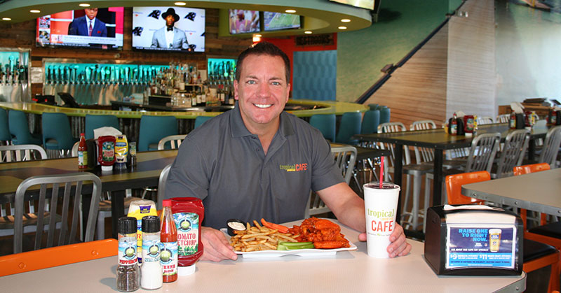 Revving Up for Growth: Tropical Smoothie Franchisee and AD Adds New Concept