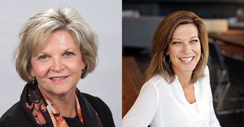 C-Suite Profiles: Sandra Anderson, Stacy Anderson