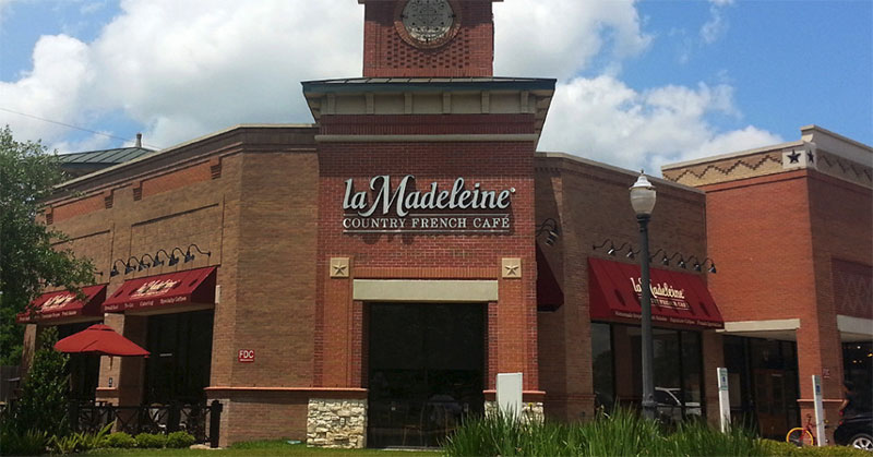 La Madeleine Refranchising For Aggressive Growth